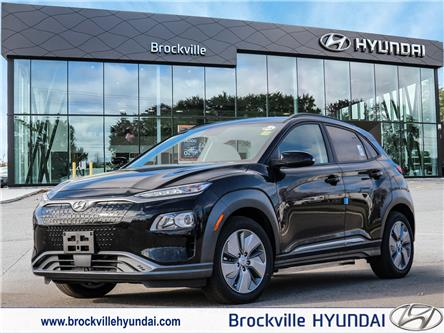 2021 Hyundai Kona EV  (Stk: R21049) in Brockville - Image 1 of 25