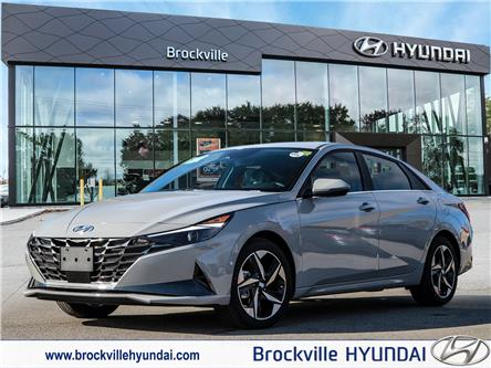 2021 Hyundai Elantra  (Stk: R21059) in Brockville - Image 1 of 25