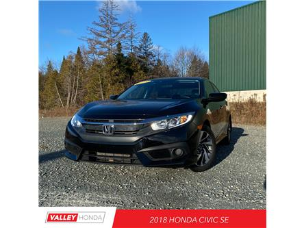 2018 Honda Civic SE (Stk: U5740A) in Woodstock - Image 1 of 8