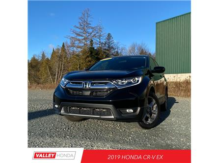 2019 Honda CR-V EX (Stk: U5850A) in Woodstock - Image 1 of 8