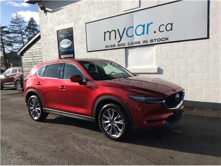 2019 Mazda CX-5 GT (Stk: 201210) in Ottawa - Image 1 of 22