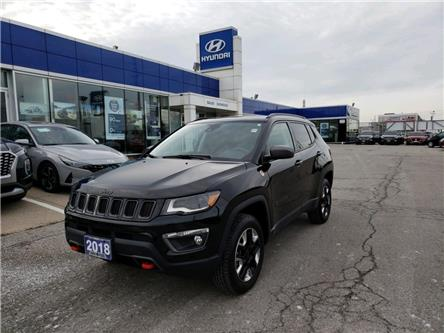 2018 Jeep Compass Trailhawk (Stk: 30530A) in Scarborough - Image 1 of 21