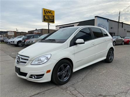 2011 Mercedes-Benz B-Class Turbo (Stk: ) in Etobicoke - Image 1 of 22