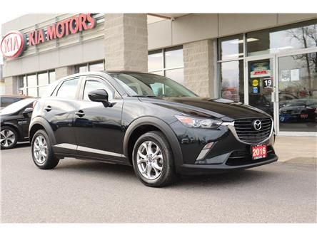 2016 Mazda CX-3 GX (Stk: 84262A) in Cobourg - Image 1 of 25