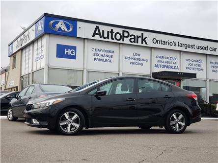 2018 Kia Forte  (Stk: 18-53520) in Brampton - Image 1 of 19