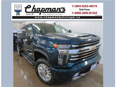 2021 Chevrolet Silverado 2500HD High Country (Stk: 21-027) in KILLARNEY - Image 1 of 39