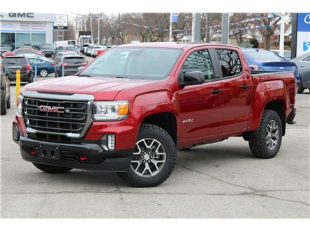 2021 GMC Canyon AT4 w/Leather (Stk: 3149005) in Toronto - Image 1 of 35
