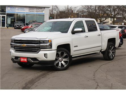 2018 Chevrolet Silverado 1500 High Country (Stk: 3005912A) in Toronto - Image 1 of 34