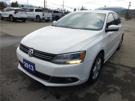 2013 Volkswagen Jetta 2.0 TDI Highline (Stk: 55480L) in Creston - Image 1 of 15