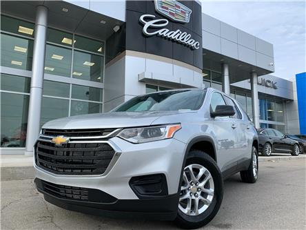 2021 Chevrolet Traverse LS (Stk: J118701) in Newmarket - Image 1 of 26
