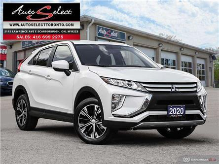 2020 Mitsubishi Eclipse Cross ES (Stk: 1MTXW41) in Scarborough - Image 1 of 28