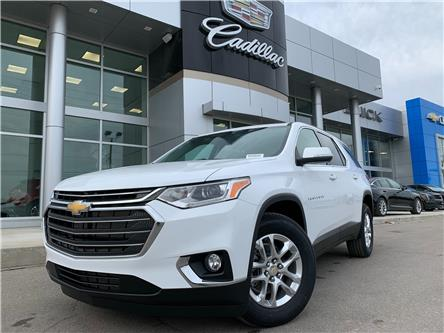 2021 Chevrolet Traverse LT Cloth (Stk: J113845) in Newmarket - Image 1 of 24
