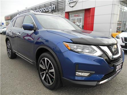 2017 Nissan Rogue SL Platinum (Stk: P7727) in Scarborough - Image 1 of 28