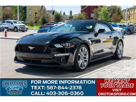 2019 Ford Mustang GT Premium (Stk: B81665) in Okotoks - Image 1 of 23
