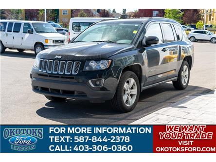 2017 Jeep Compass Sport/North (Stk: LK-208A) in Okotoks - Image 1 of 22