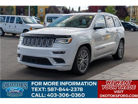 2018 Jeep Grand Cherokee Summit (Stk: B81723) in Okotoks - Image 1 of 26