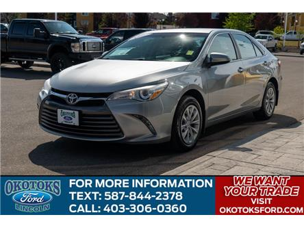 2015 Toyota Camry LE (Stk: B81728) in Okotoks - Image 1 of 22