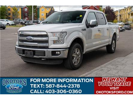 2016 Ford F-150 Lariat (Stk: L-1204A) in Okotoks - Image 1 of 26