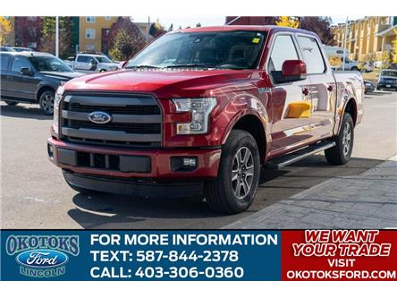 2016 Ford F-150 Lariat (Stk: LK-239A) in Okotoks - Image 1 of 27