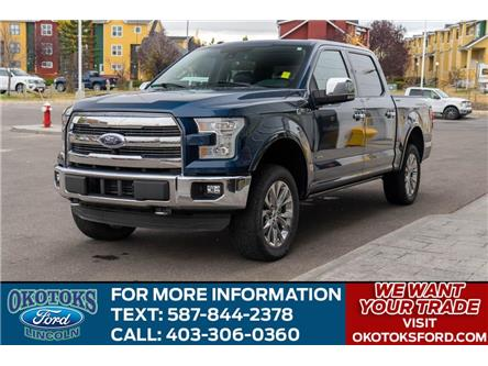 2016 Ford F-150 Lariat (Stk: LK-266A) in Okotoks - Image 1 of 27