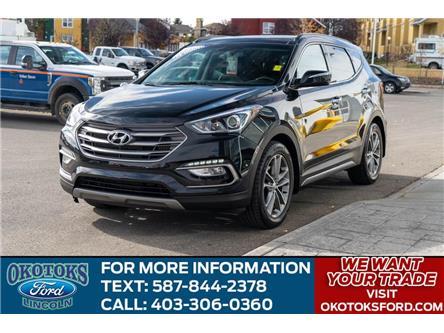2018 Hyundai Santa Fe Sport 2.0T Limited (Stk: B84010) in Okotoks - Image 1 of 21