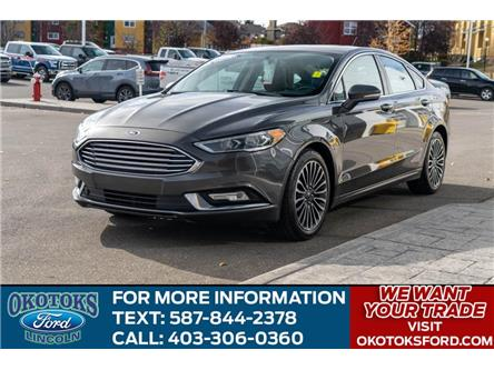2017 Ford Fusion SE (Stk: B84011) in Okotoks - Image 1 of 26