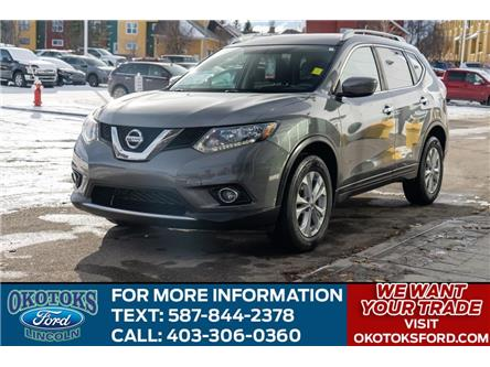 2016 Nissan Rogue SV (Stk: L-1325A) in Okotoks - Image 1 of 25