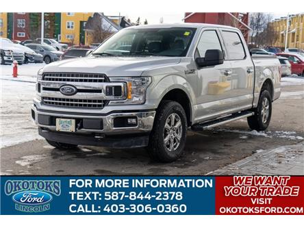 2018 Ford F-150 XLT (Stk: LK-250A) in Okotoks - Image 1 of 25