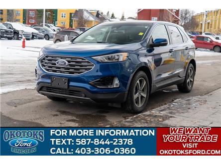 2020 Ford Edge SEL (Stk: B84013) in Okotoks - Image 1 of 26