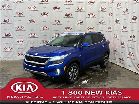 2021 Kia Seltos EX Premium (Stk: 22669) in Edmonton - Image 1 of 22