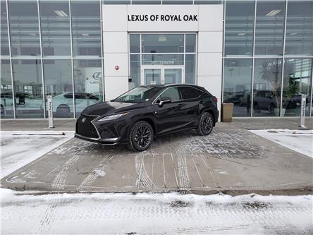 2021 Lexus RX 350 Base (Stk: L21105) in Calgary - Image 1 of 13