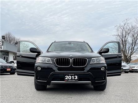 2013 BMW X3 xDrive28i (Stk: 20-078) in Ajax - Image 1 of 18