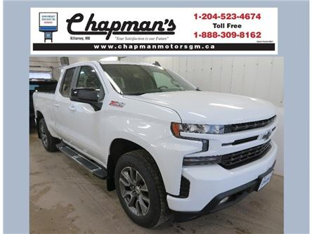 2021 Chevrolet Silverado 1500 RST (Stk: 21-016) in KILLARNEY - Image 1 of 35