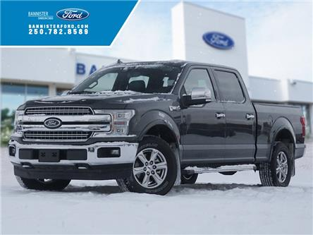 2018 Ford F-150 Lariat (Stk: T202383A) in Dawson Creek - Image 1 of 15