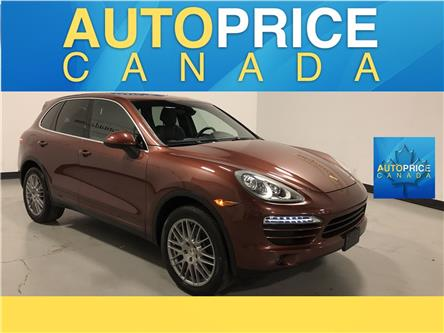 2011 Porsche Cayenne Base (Stk: W2168) in Mississauga - Image 1 of 28