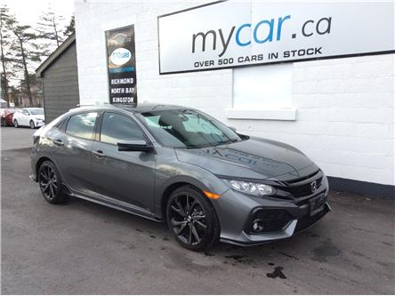2017 Honda Civic Sport (Stk: 201203) in Ottawa - Image 1 of 22