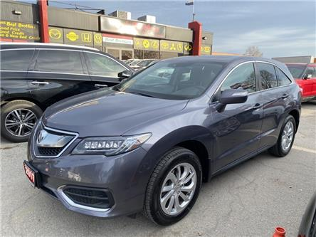 2017 Acura RDX Tech (Stk: 805797) in Toronto - Image 1 of 22