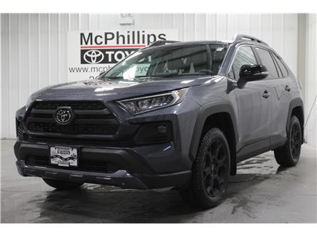 2021 Toyota RAV4 Trail (Stk: W154332) in Winnipeg - Image 1 of 21