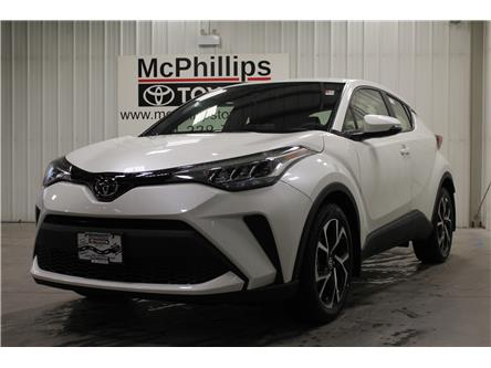 2021 Toyota C-HR XLE Premium (Stk: 1098692) in Winnipeg - Image 1 of 20