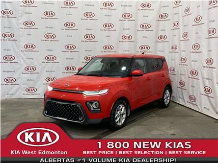 2020 Kia Soul EX (Stk: BM3968) in Edmonton - Image 1 of 23