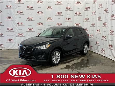 2015 Mazda CX-5 GT (Stk: 22610A) in Edmonton - Image 1 of 20