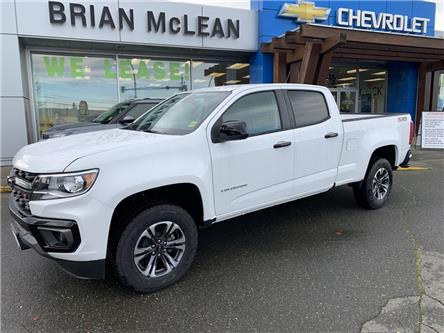 2021 Chevrolet Colorado Z71 (Stk: M6007-12) in Courtenay - Image 1 of 14