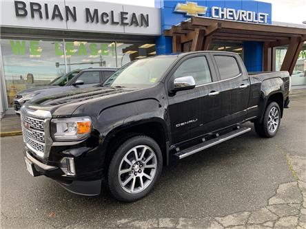 2021 GMC Canyon Denali (Stk: M6054-21) in Courtenay - Image 1 of 20