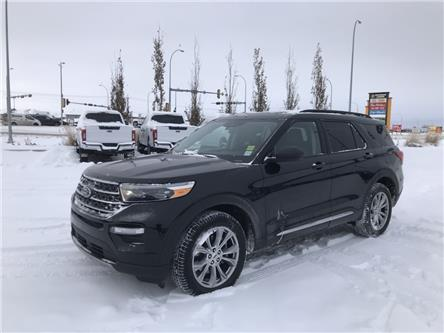 2020 Ford Explorer XLT (Stk: LEX088) in Fort Saskatchewan - Image 1 of 23