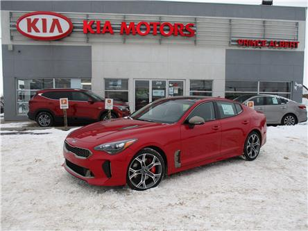 2021 Kia Stinger GT (Stk: 41028) in Prince Albert - Image 1 of 21