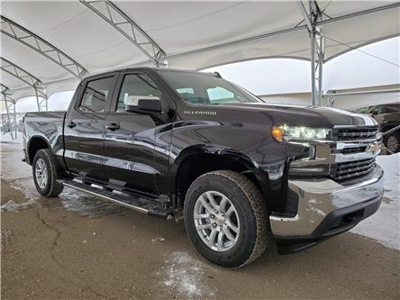 2021 Chevrolet Silverado 1500 LT (Stk: 187510) in AIRDRIE - Image 1 of 27