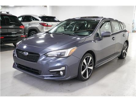 2017 Subaru Impreza Sport-tech (Stk: 746438) in Vaughan - Image 1 of 28
