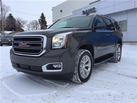 2019 GMC Yukon SLT (Stk: 207809) in Brooks - Image 1 of 21