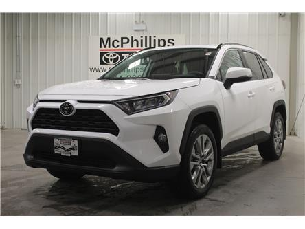2021 Toyota RAV4 XLE (Stk: C151437) in Winnipeg - Image 1 of 21