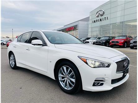 2014 Infiniti Q50 Premium (Stk: U16755) in Thornhill - Image 1 of 21